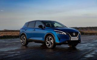 Noul Nissan Qashqai este aici: motorizări micro-hibrid, un ecran generos și faruri Matrix LED