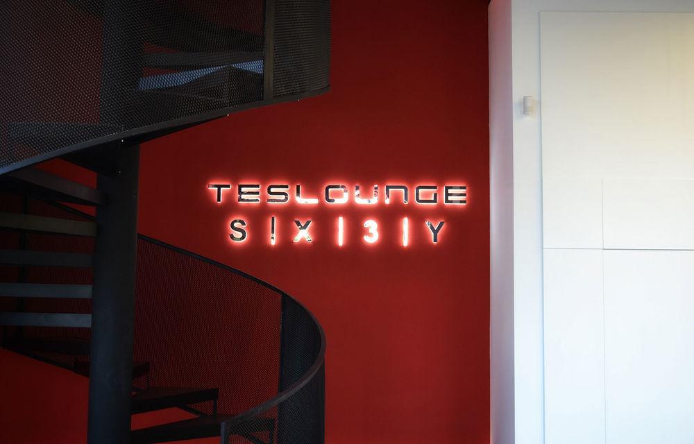 A fost inaugurat Teslounge, primul showroom dedicat exclusiv modelelor Tesla: detalii despre service și termene de livrare - Poza 9