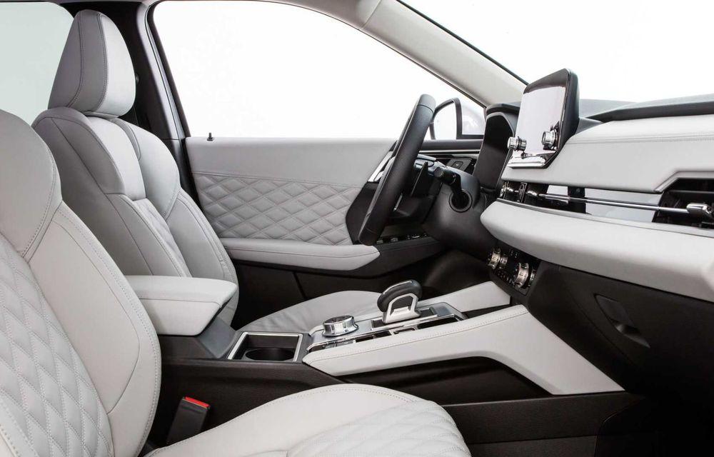 Mitsubishi a lansat noul Outlander în SUA: design exterior modern și configurație cu 7 locuri - Poza 29