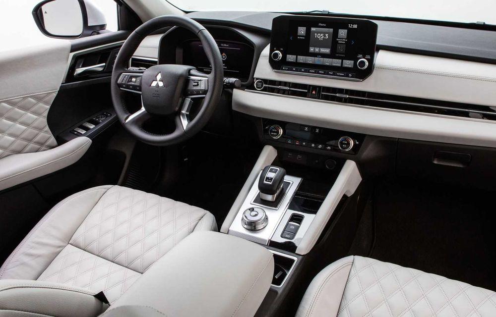 Mitsubishi a lansat noul Outlander în SUA: design exterior modern și configurație cu 7 locuri - Poza 28