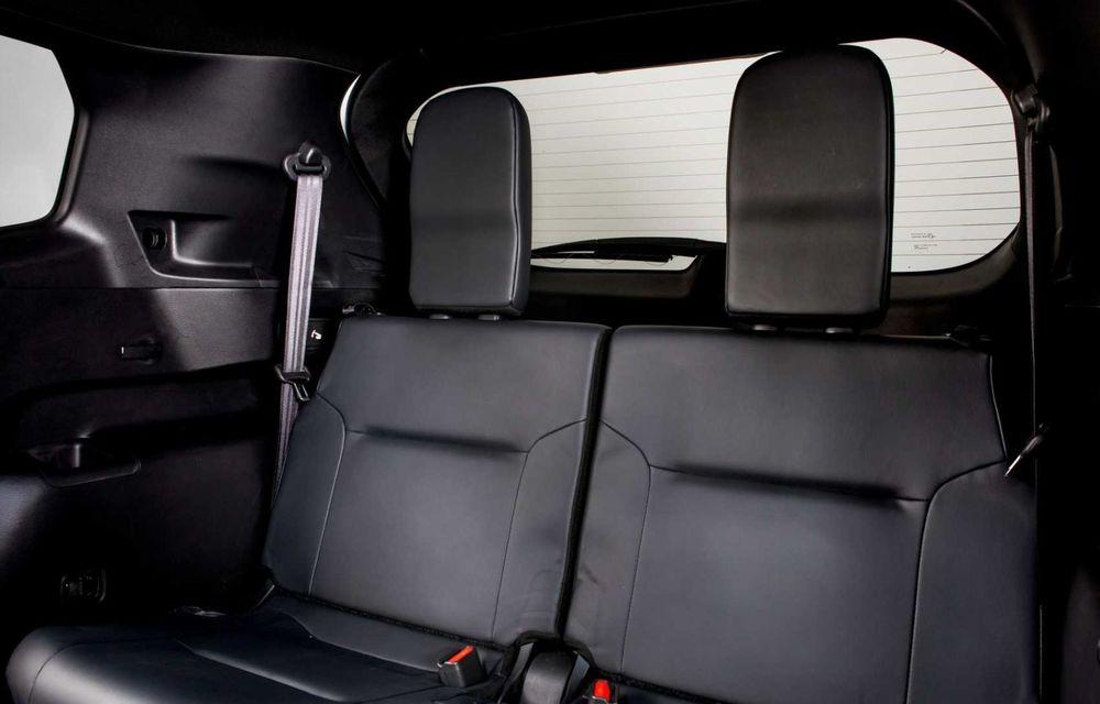 Mitsubishi a lansat noul Outlander în SUA: design exterior modern și configurație cu 7 locuri - Poza 15