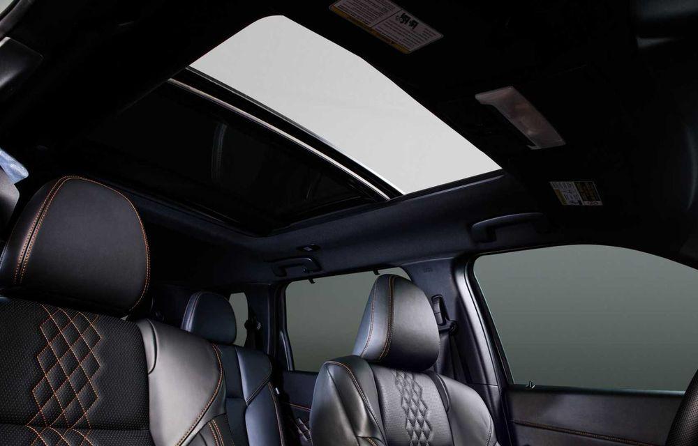 Mitsubishi a lansat noul Outlander în SUA: design exterior modern și configurație cu 7 locuri - Poza 16