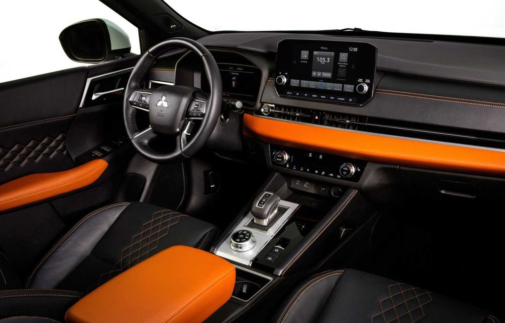 Mitsubishi a lansat noul Outlander în SUA: design exterior modern și configurație cu 7 locuri - Poza 19