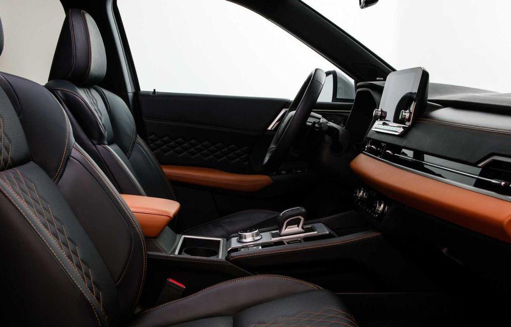 Mitsubishi a lansat noul Outlander în SUA: design exterior modern și configurație cu 7 locuri - Poza 18