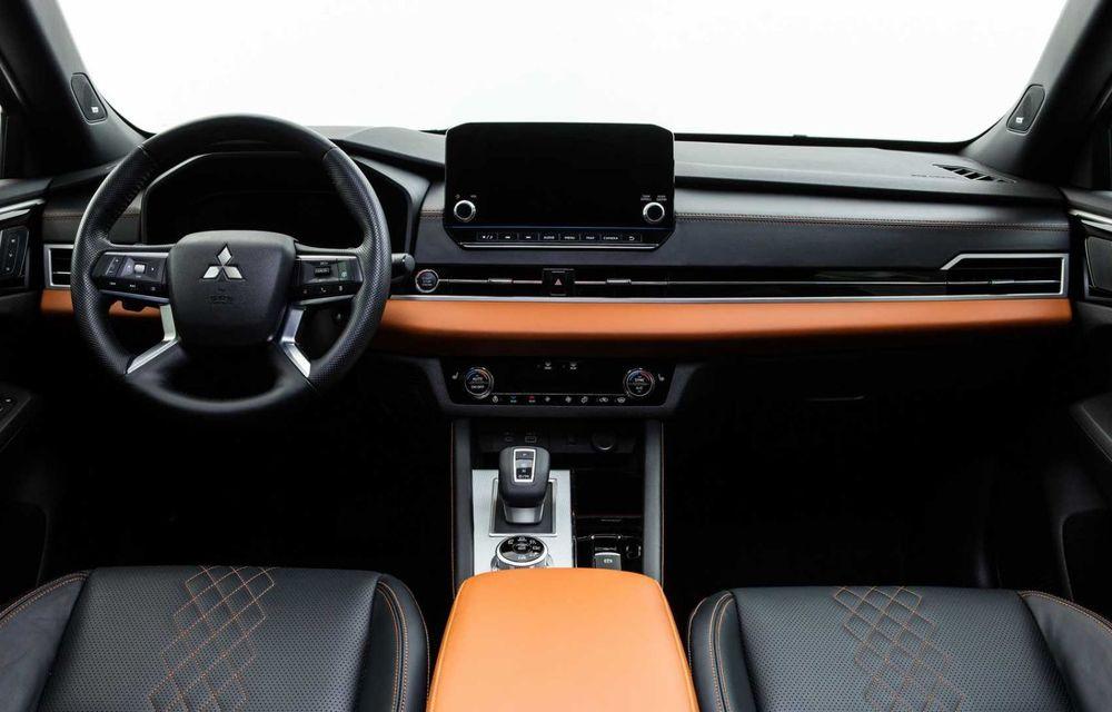 Mitsubishi a lansat noul Outlander în SUA: design exterior modern și configurație cu 7 locuri - Poza 27