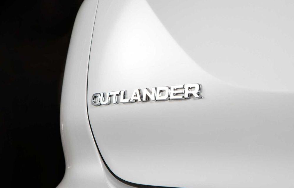 Mitsubishi a lansat noul Outlander în SUA: design exterior modern și configurație cu 7 locuri - Poza 14