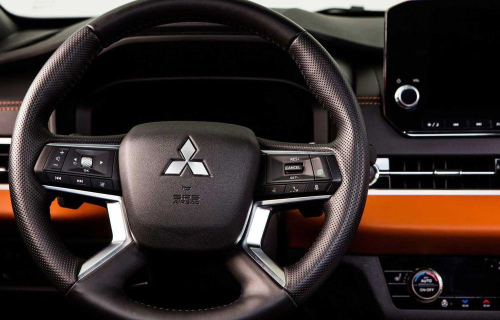 Mitsubishi a lansat noul Outlander în SUA: design exterior modern și configurație cu 7 locuri - Poza 26