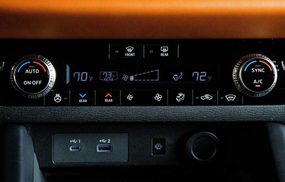 Mitsubishi a lansat noul Outlander în SUA: design exterior modern și configurație cu 7 locuri - Poza 23