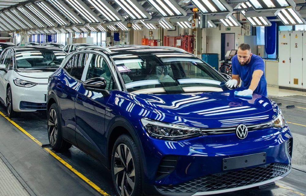 Volkswagen a început producția de pre-serie pentru ID.5. Debutează pe piață în 2021 - Poza 1