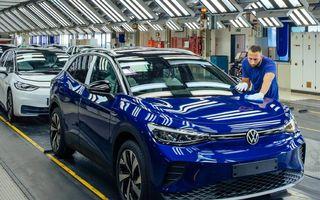 Volkswagen a început producția de pre-serie pentru ID.5. Debutează pe piață în 2021
