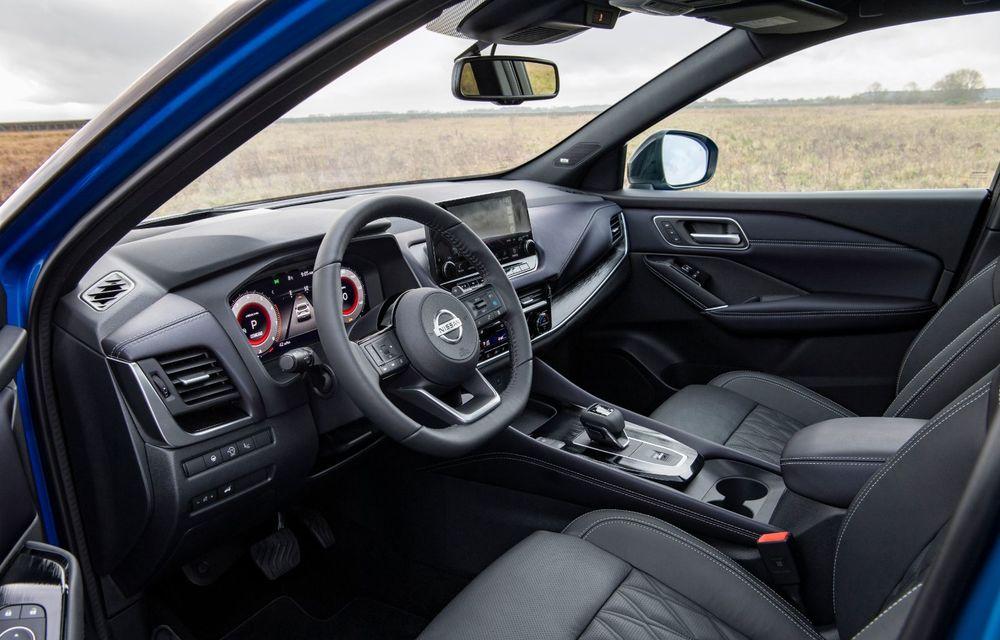 INTERVIU: Noul Nissan Qashqai este mai rafinat decât VW Tiguan și oferă cel mai mare Head-Up Display din segment - Poza 6