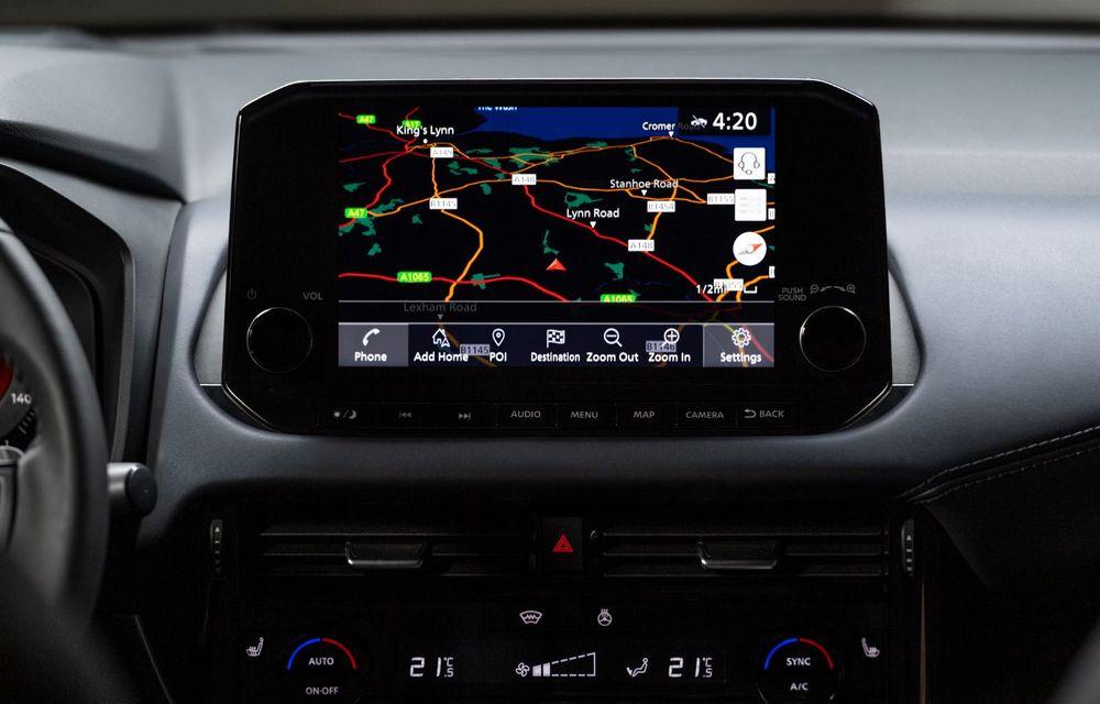 INTERVIU: Noul Nissan Qashqai este mai rafinat decât VW Tiguan și oferă cel mai mare Head-Up Display din segment - Poza 11