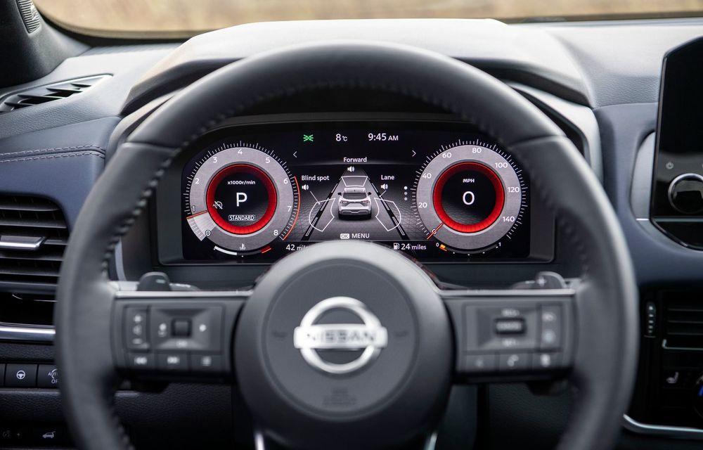 INTERVIU: Noul Nissan Qashqai este mai rafinat decât VW Tiguan și oferă cel mai mare Head-Up Display din segment - Poza 10