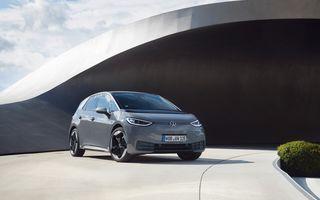Cel mai accesibil Volkswagen ID.3 costă 31.400 de euro în România: autonomie de 330 de kilometri