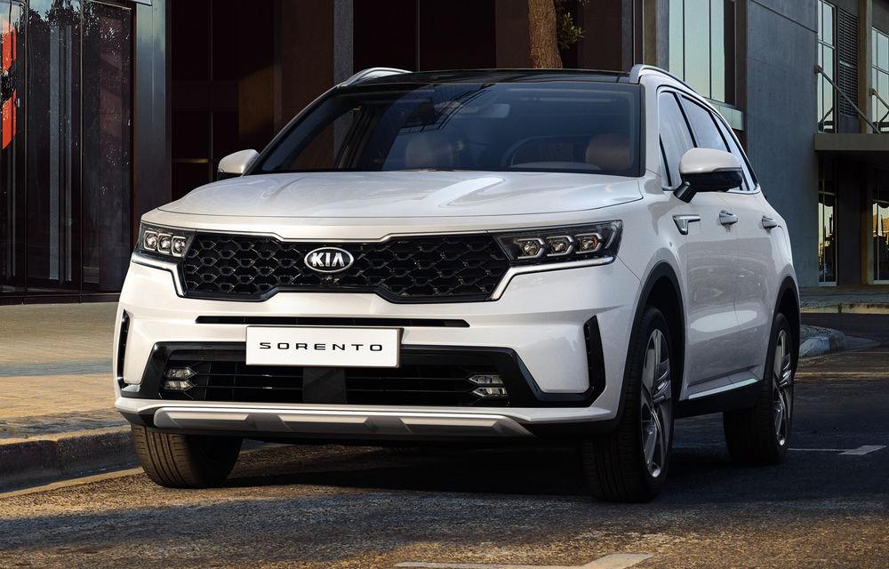 Record pentru Kia în ianuarie: cotă de piață de 4%, după 34.000 de mașini vândute în Europa - Poza 1