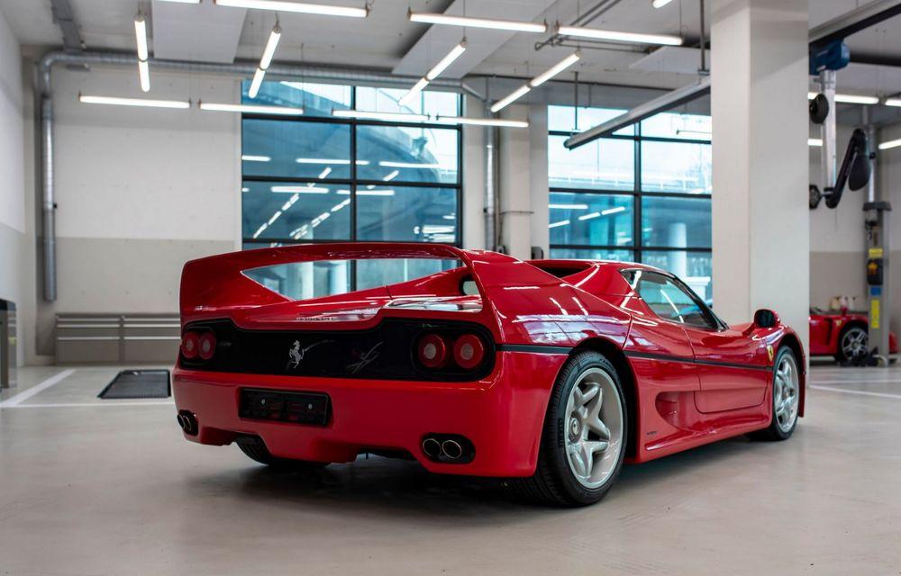 Sebastian Vettel scoate la vânzare 8 mașini din propria colecție. Lista include LaFerrari, Enzo sau F50 - Poza 9