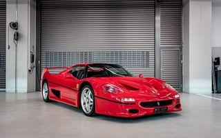 Sebastian Vettel scoate la vânzare 8 mașini din propria colecție. Lista include LaFerrari, Enzo sau F50