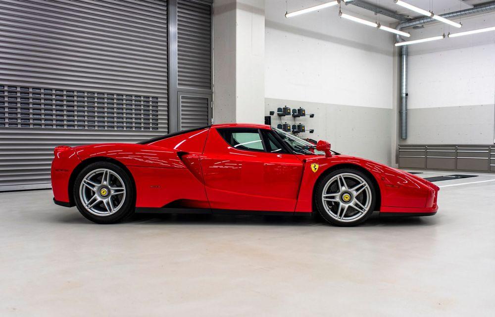 Sebastian Vettel scoate la vânzare 8 mașini din propria colecție. Lista include LaFerrari, Enzo sau F50 - Poza 6