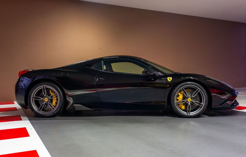 Sebastian Vettel scoate la vânzare 8 mașini din propria colecție. Lista include LaFerrari, Enzo sau F50 - Poza 14