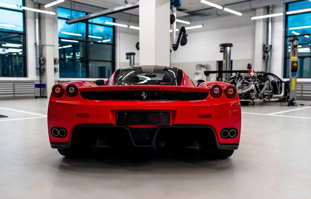 Sebastian Vettel scoate la vânzare 8 mașini din propria colecție. Lista include LaFerrari, Enzo sau F50 - Poza 7