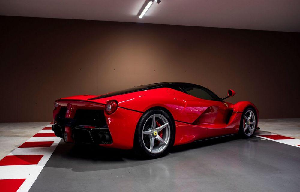 Sebastian Vettel scoate la vânzare 8 mașini din propria colecție. Lista include LaFerrari, Enzo sau F50 - Poza 4
