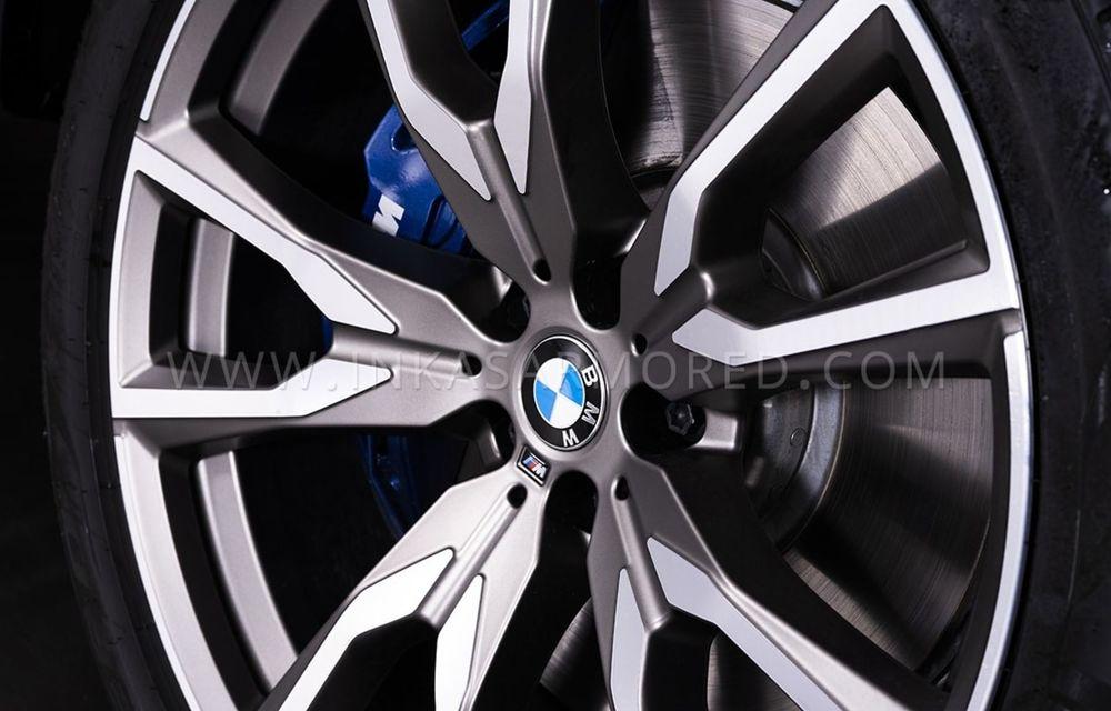 El este primul BMW X7 blindat din lume. Rezistă chiar și la explozia a două grenade detonate simultan - Poza 8