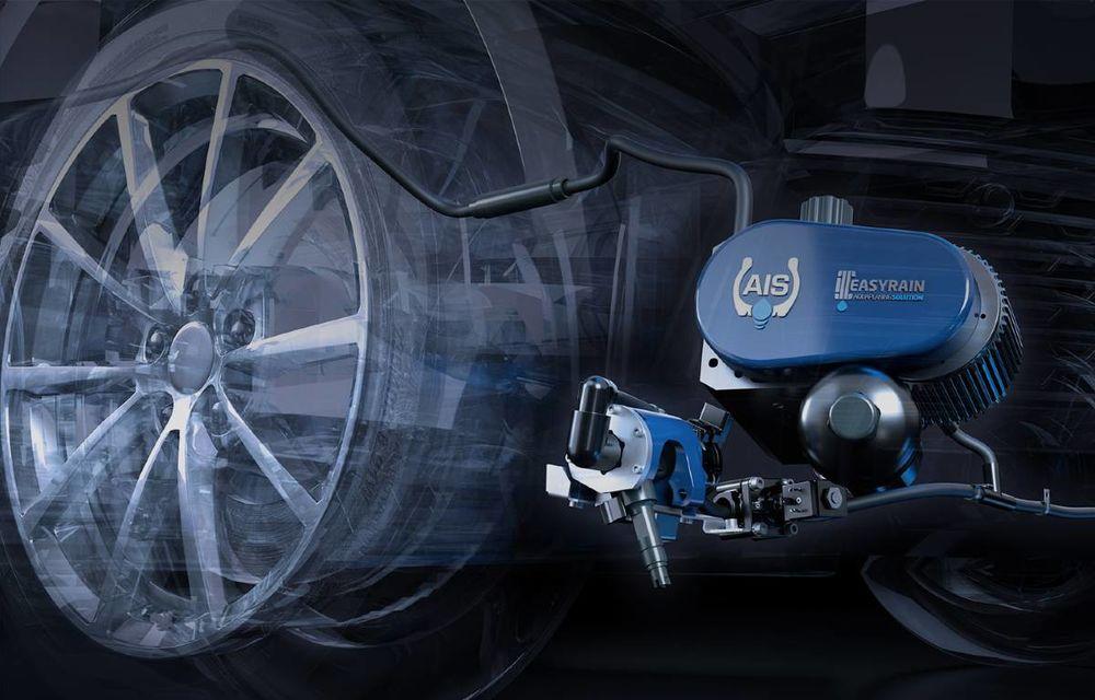 Cum funcționează tehnologia care combate acvaplanarea. Pe viitor ar putea echipa și mașini autonome - Poza 1