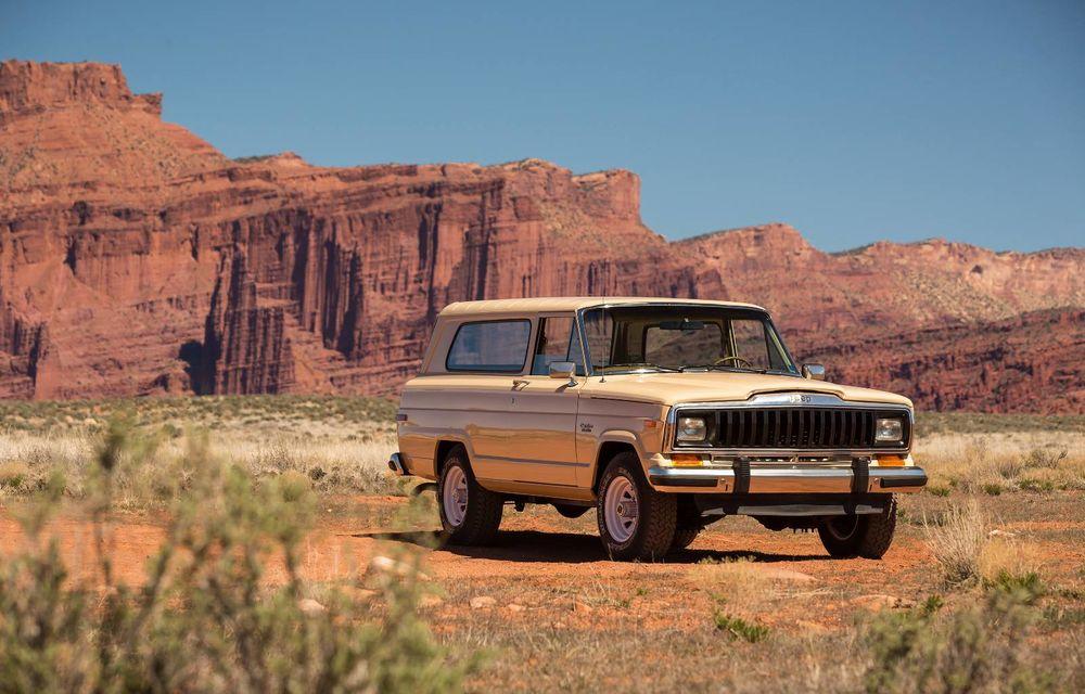 Jeep ar putea renunța la denumirea Cherokee după mai bine de 45 de ani - Poza 1
