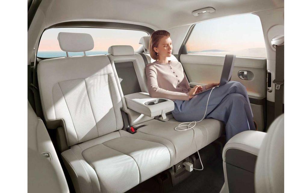 Hyundai a lansat noul Ioniq 5: SUV compact cu până la 306 CP și autonomie de 480 kilometri - Poza 29