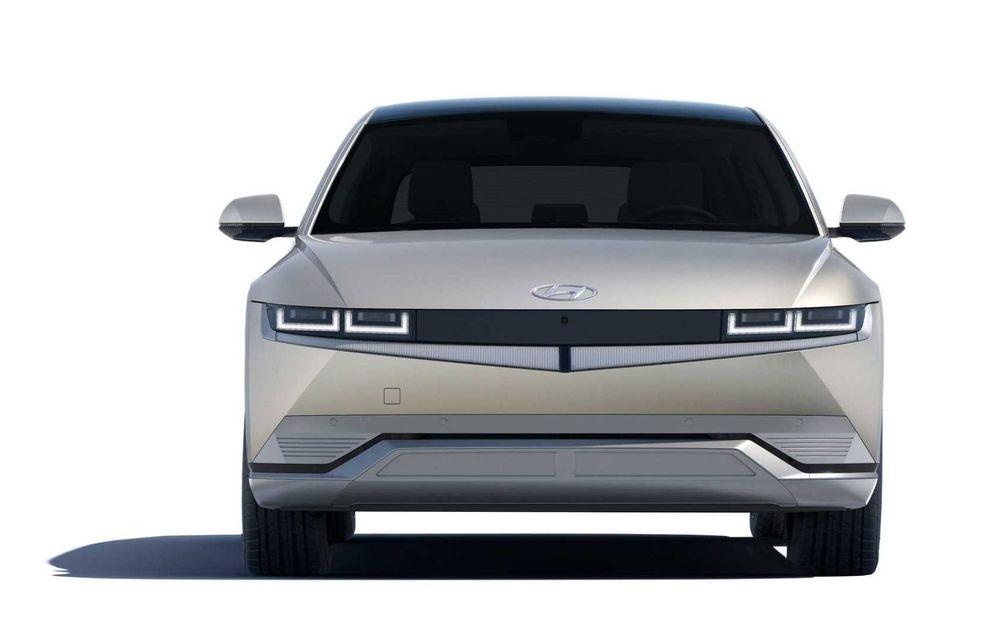 Hyundai a lansat noul Ioniq 5: SUV compact cu până la 306 CP și autonomie de 480 kilometri - Poza 4
