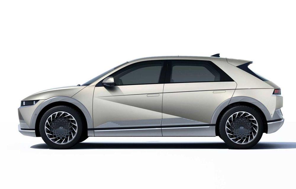 Hyundai a lansat noul Ioniq 5: SUV compact cu până la 306 CP și autonomie de 480 kilometri - Poza 12