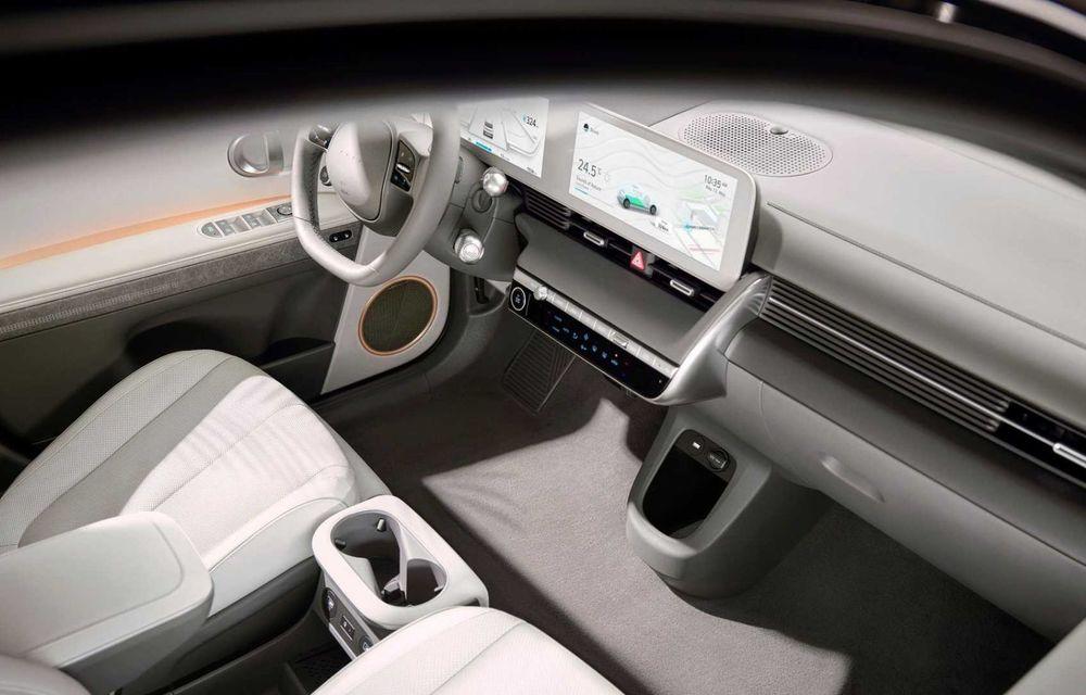 Hyundai a lansat noul Ioniq 5: SUV compact cu până la 306 CP și autonomie de 480 kilometri - Poza 18