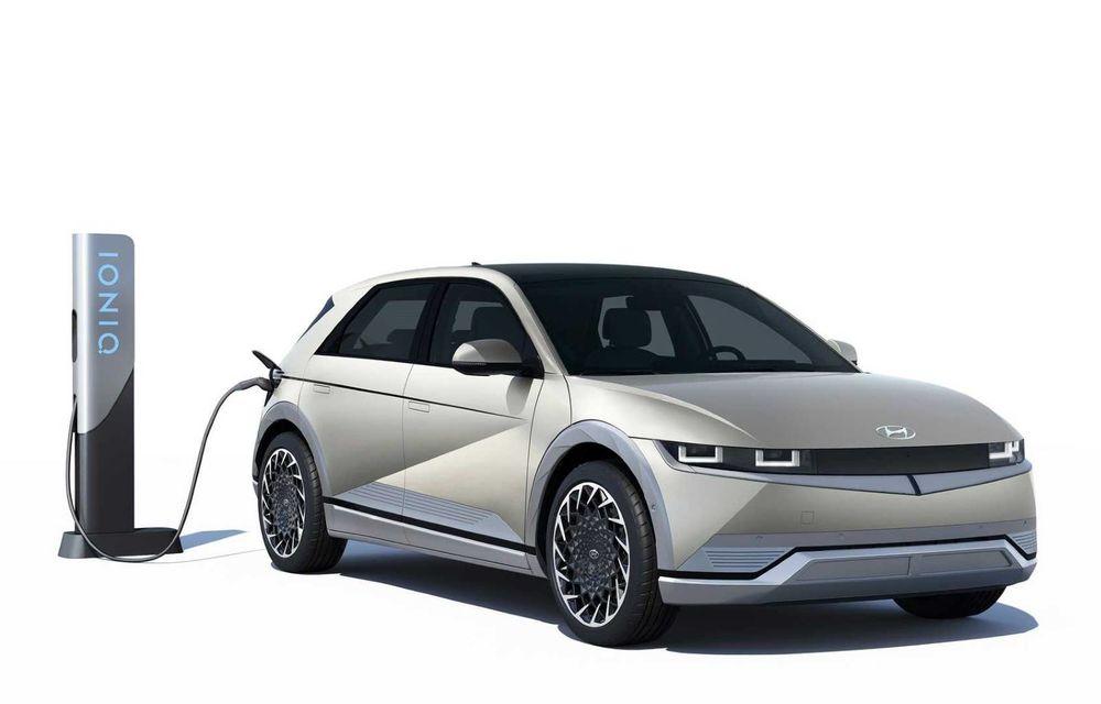 Hyundai a lansat noul Ioniq 5: SUV compact cu până la 306 CP și autonomie de 480 kilometri - Poza 1