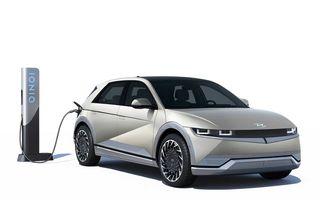 Hyundai a lansat noul Ioniq 5: SUV compact cu până la 306 CP și autonomie de 480 kilometri