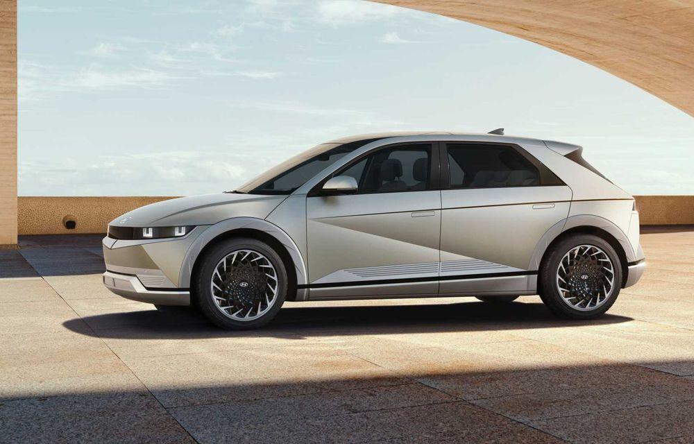 Hyundai a lansat noul Ioniq 5: SUV compact cu până la 306 CP și autonomie de 480 kilometri - Poza 8
