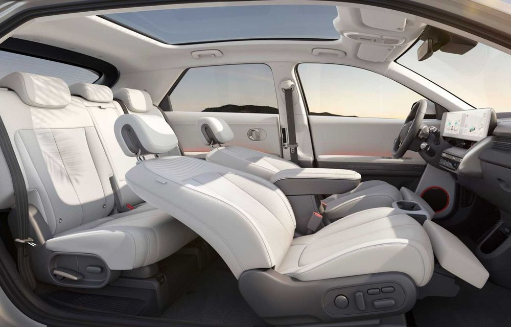 Hyundai a lansat noul Ioniq 5: SUV compact cu până la 306 CP și autonomie de 480 kilometri - Poza 25