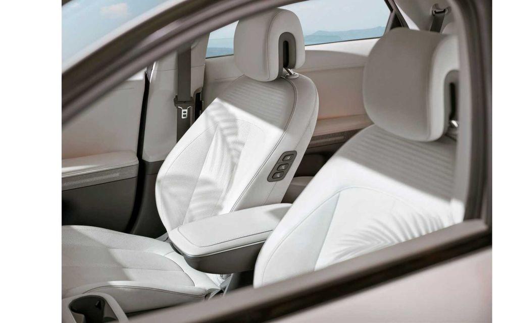 Hyundai a lansat noul Ioniq 5: SUV compact cu până la 306 CP și autonomie de 480 kilometri - Poza 26