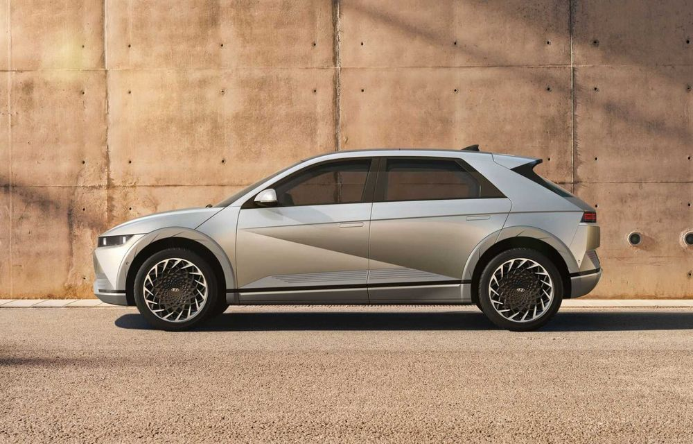 Hyundai a lansat noul Ioniq 5: SUV compact cu până la 306 CP și autonomie de 480 kilometri - Poza 10