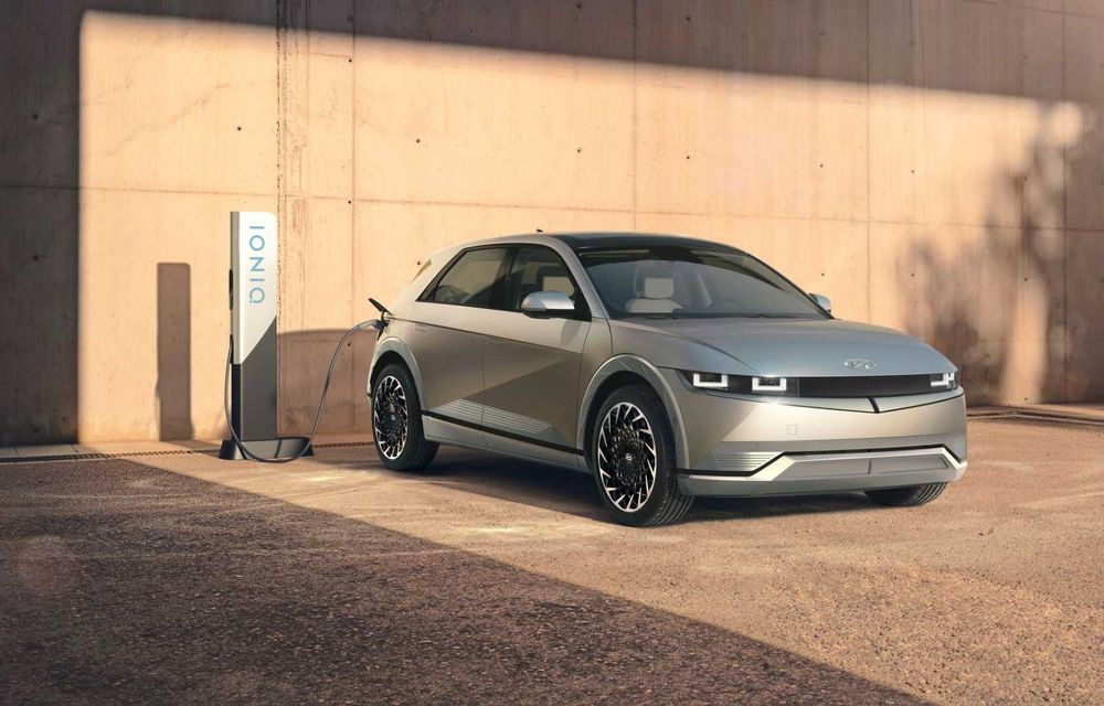 Hyundai a lansat noul Ioniq 5: SUV compact cu până la 306 CP și autonomie de 480 kilometri - Poza 3