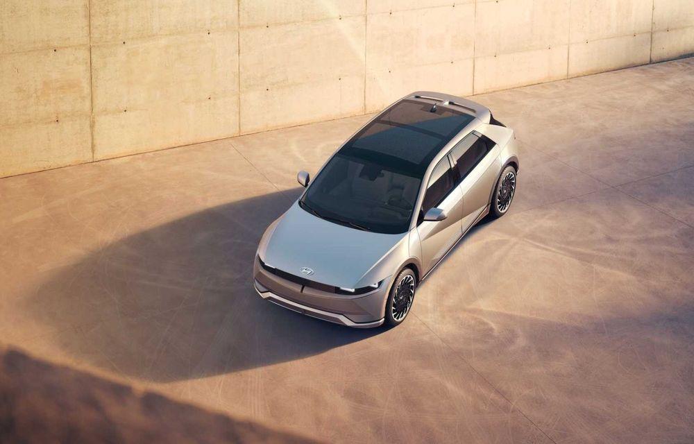 Hyundai a lansat noul Ioniq 5: SUV compact cu până la 306 CP și autonomie de 480 kilometri - Poza 9