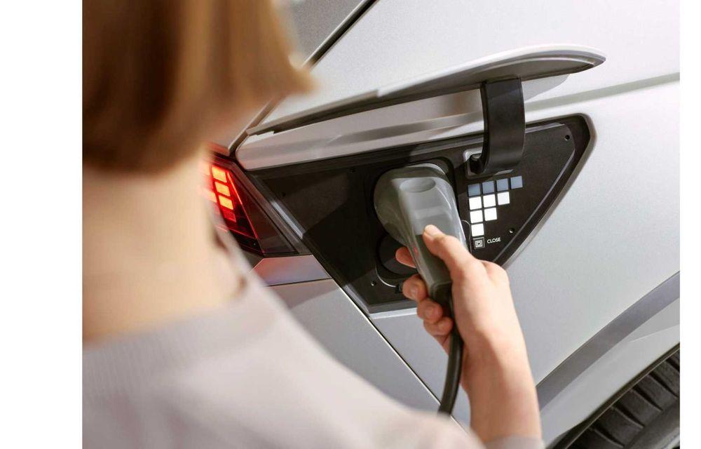 Hyundai a lansat noul Ioniq 5: SUV compact cu până la 306 CP și autonomie de 480 kilometri - Poza 16