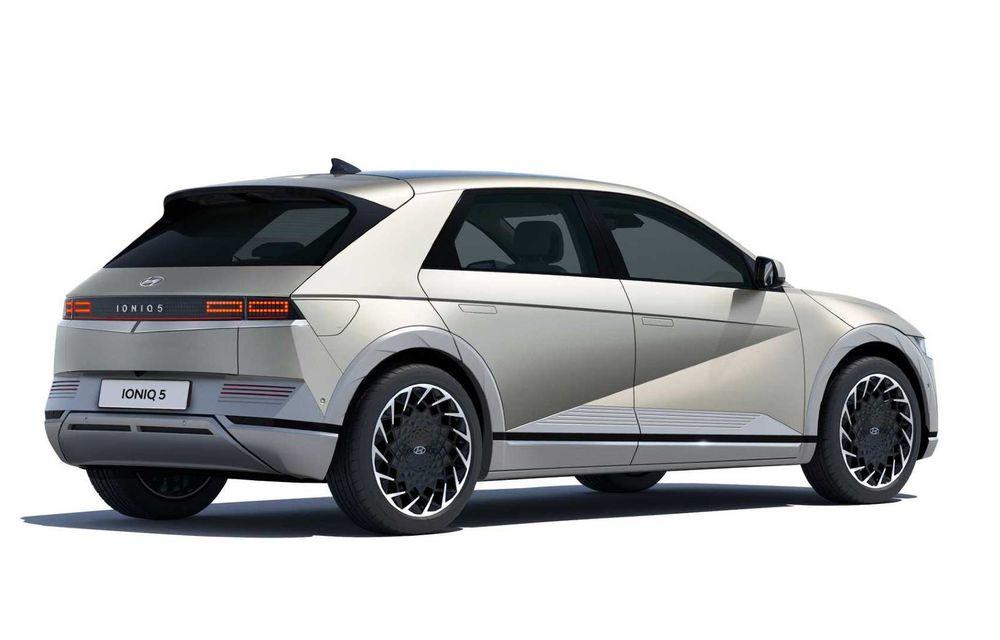 Hyundai a lansat noul Ioniq 5: SUV compact cu până la 306 CP și autonomie de 480 kilometri - Poza 7