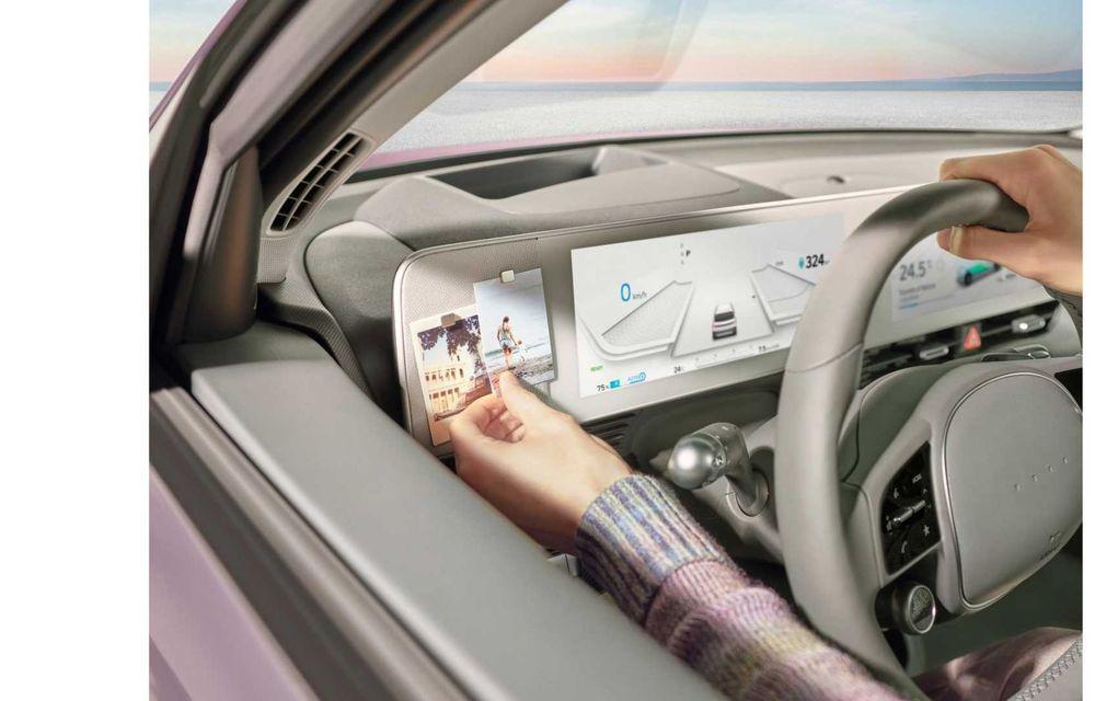 Hyundai a lansat noul Ioniq 5: SUV compact cu până la 306 CP și autonomie de 480 kilometri - Poza 24