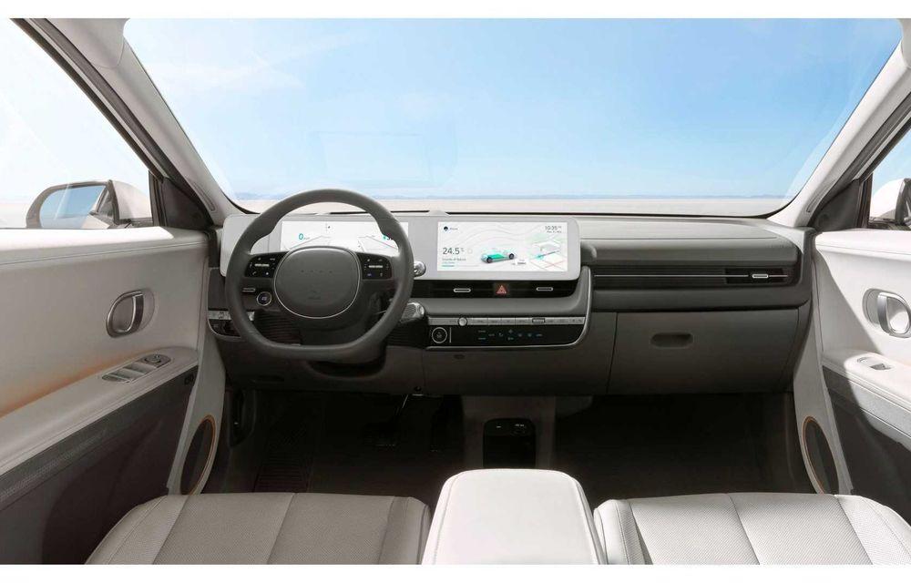 Hyundai a lansat noul Ioniq 5: SUV compact cu până la 306 CP și autonomie de 480 kilometri - Poza 15