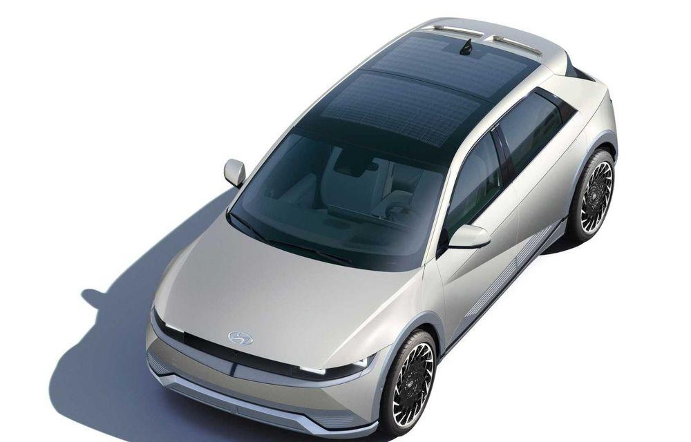 Hyundai a lansat noul Ioniq 5: SUV compact cu până la 306 CP și autonomie de 480 kilometri - Poza 6