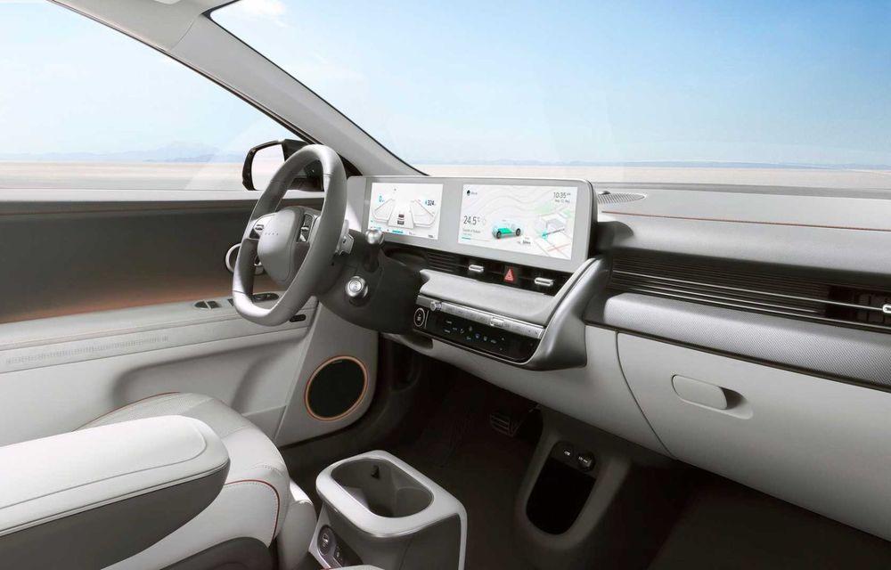 Hyundai a lansat noul Ioniq 5: SUV compact cu până la 306 CP și autonomie de 480 kilometri - Poza 17