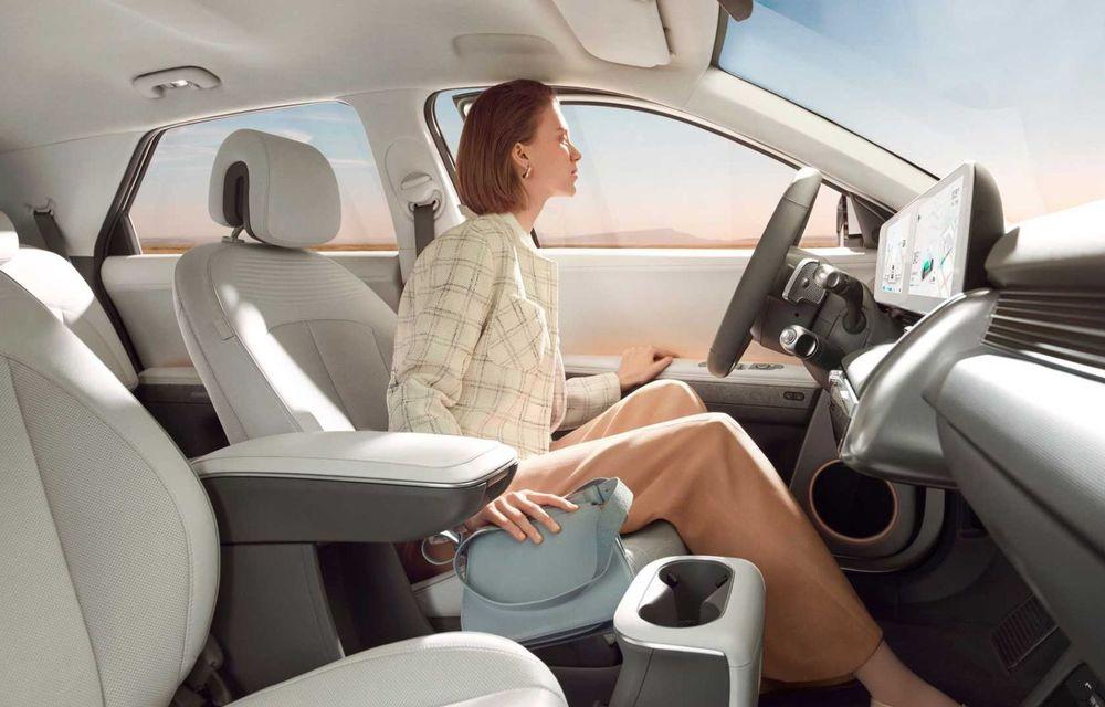 Hyundai a lansat noul Ioniq 5: SUV compact cu până la 306 CP și autonomie de 480 kilometri - Poza 22