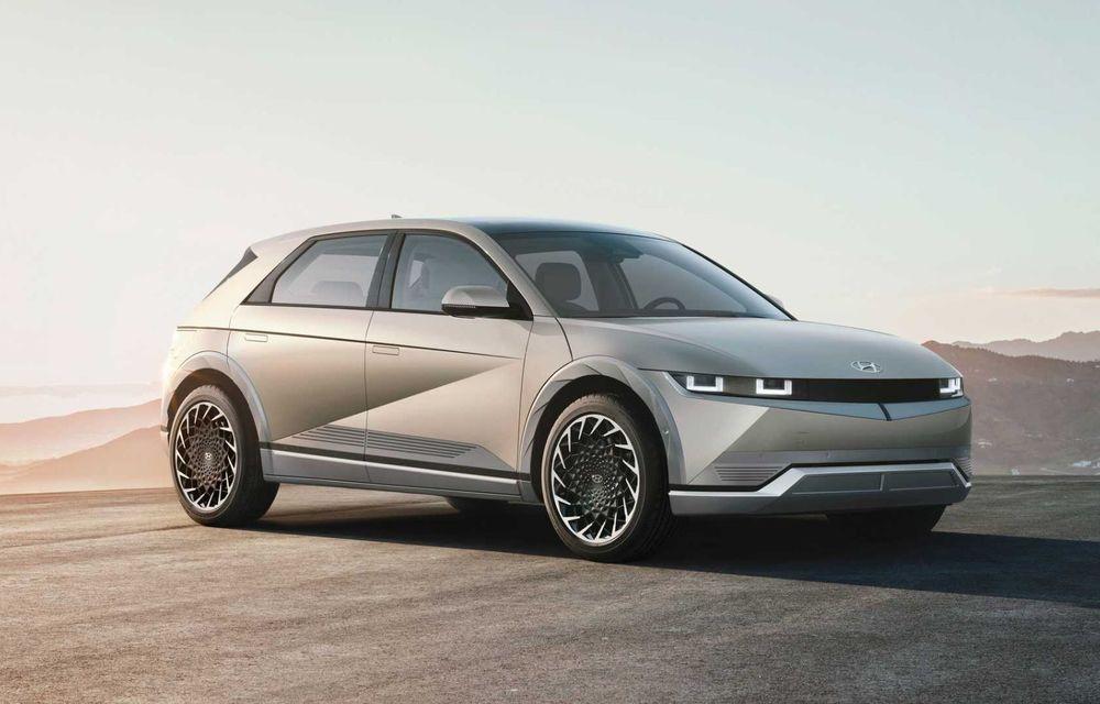 Hyundai a lansat noul Ioniq 5: SUV compact cu până la 306 CP și autonomie de 480 kilometri - Poza 5