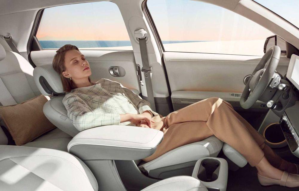 Hyundai a lansat noul Ioniq 5: SUV compact cu până la 306 CP și autonomie de 480 kilometri - Poza 27