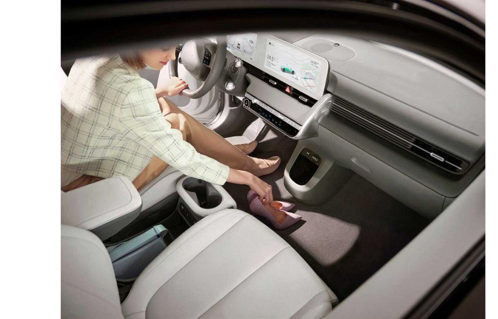 Hyundai a lansat noul Ioniq 5: SUV compact cu până la 306 CP și autonomie de 480 kilometri - Poza 20